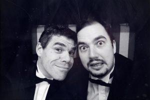 Bastian und Andreas - Notenlos durch die Nacht