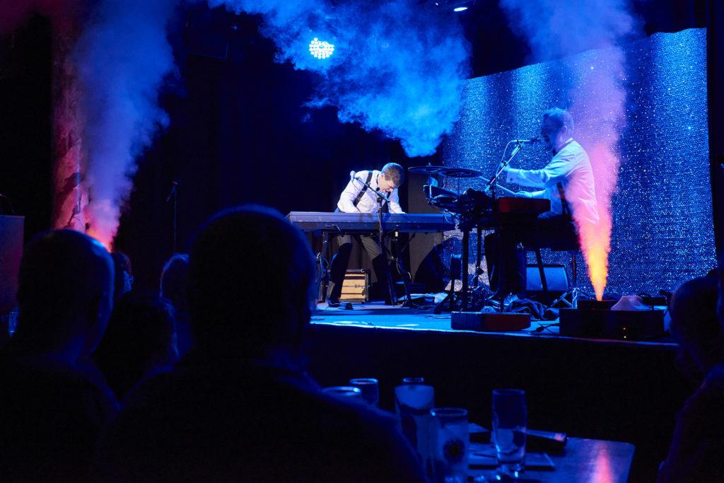 Notenlos live - Foto:Rolf Demmelo